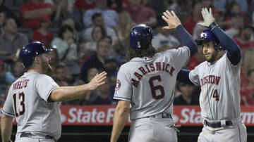 Houston Sports News - Cole and Marisnick Lead an 11-2 Rout of Angels