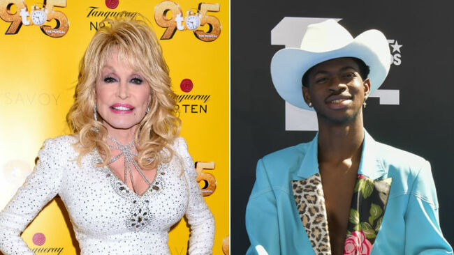 Dolly Parton Responds To Lil Nas X's Invite For 'Old Town Road' Remix