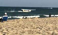 Brad Ford - Plane Makes Emergency Landing Near Beach
