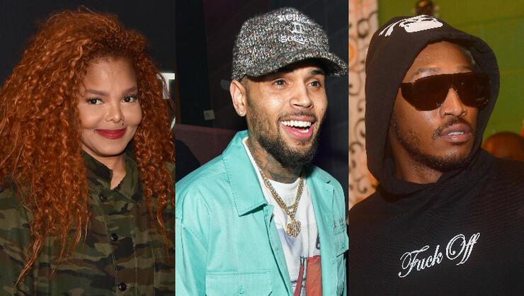 Janet Jackson, Chris Brown & More Added To Saudi Arabia Concert Lineup | iHeartRadio