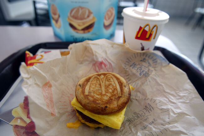 Protesters Put Pressure On Fast Food Restaurants To Not Use Meat With Inappropriate Antibiotics