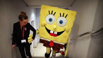 Robin - Bikini Bottom Opens at Comic-Con in Celebration of Spongebob's 20th