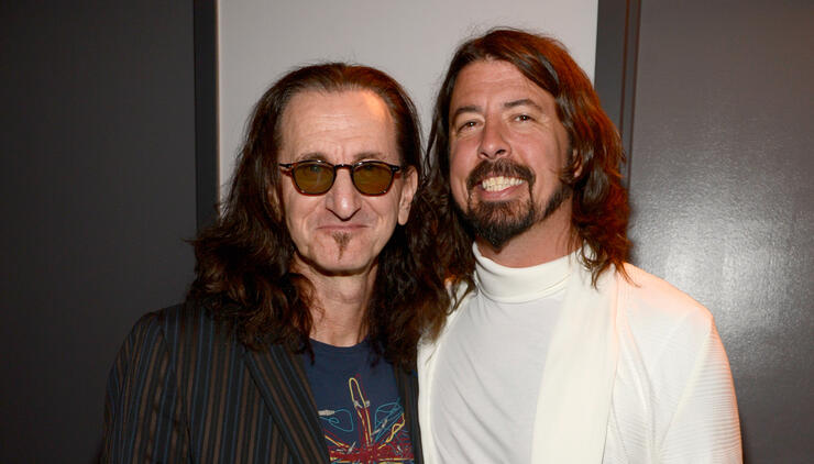 28th Annual Rock and Roll Hall Of Fame Induction Ceremony - Inside