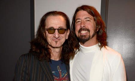 Trending - Geddy Lee Says He And Dave Grohl Became Friends Thanks To Their Moms
