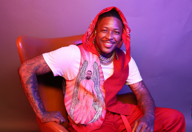 Cops Raid Rapper YG's Home After Deadly Shooting