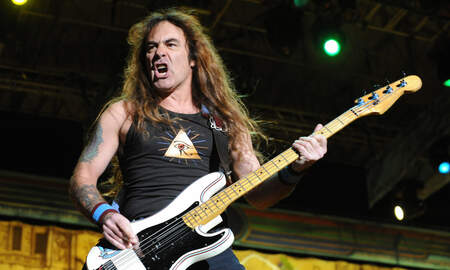 Rock News - Steve Harris Explains Why Iron Maiden Disliked Early Punk Rock