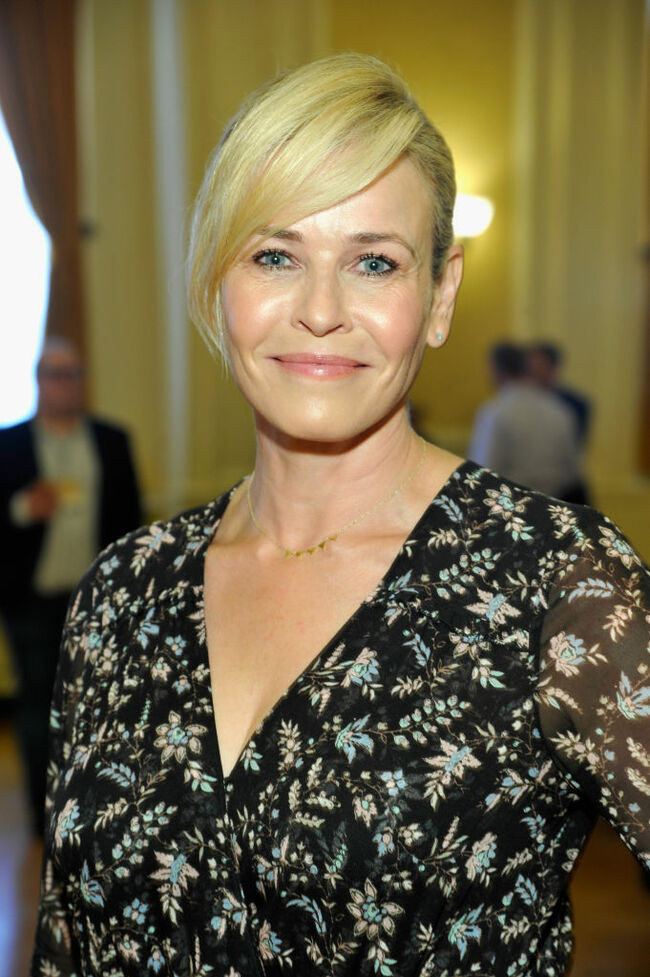 Chelsea Handler Wants Everyone To Come Out For Cannabis