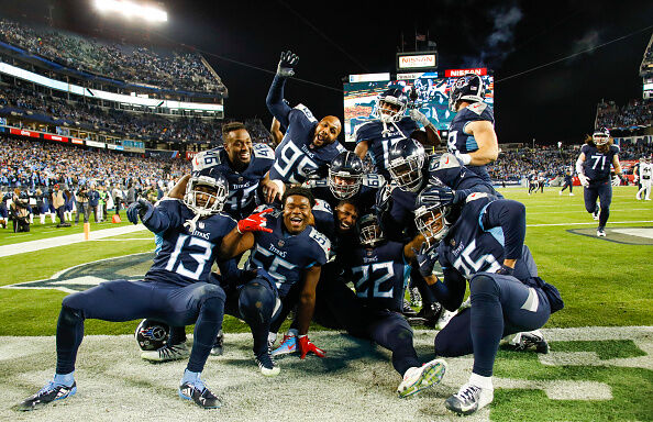 Colin Cowherd: Tennessee Titans Are NFL's Most Dangerous Sleeper Team