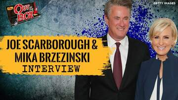 Out Of The Box - Joe Scarborough Reveals Why He Must Wear A Suit, Tie Onstage With His Band