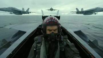 Rob Carter - Negative Ghost Rider, the pattern is full! Top Gun 2 TRAILER!!!!!!!!!!!