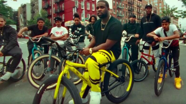 ASAP Ferg Rides Through The Streets Of Harlem In 'Floor Seats' Video