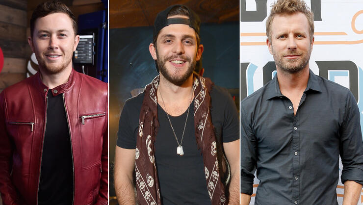 Country Stars Share The Hottest Foods They've Ever Eaten  | iHeartRadio