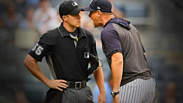 FOX Sports Radio - Aaron Boone Screams at Umpire: 'Our Guys Are F**king Savages in the Box'
