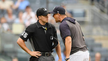 Lance McAlister - Oh boy, cover your ears. Aaron Boone unloads on home plate umpire!