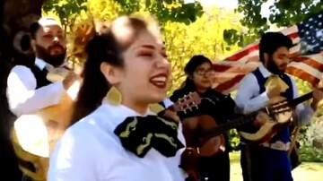 Jake Dill - Mariachi Band, Taco Truck Come to Woman's House Who Threatened to Call ICE