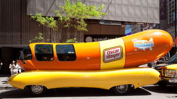 Fred And Angi - You Can Stay Overnight In The Oscar Mayer Wienermobile In Chicago