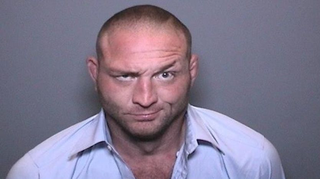 Former MMA Fighter With History Of Lawbreaking Pleads Guilty to Vandalism