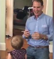 Beth Bradley - Man tries to suck snot out of his daughter's nose but keeps gagging