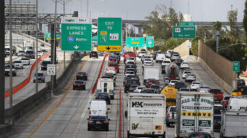 Florida News - New Express Lanes On I-95 Won't Cost Money Until 2024