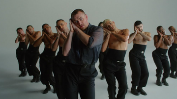 iHeartRadio Music News - Sam Smith Channels His 'Inner Dancing Queen' In 'How Do You Sleep?' Video