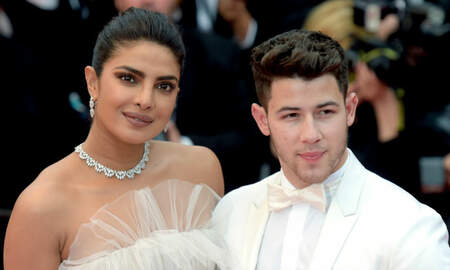 Entertainment News - Nick Jonas Wishes 'Light of My World' Priyanka Chopra A Happy 37th Birthday