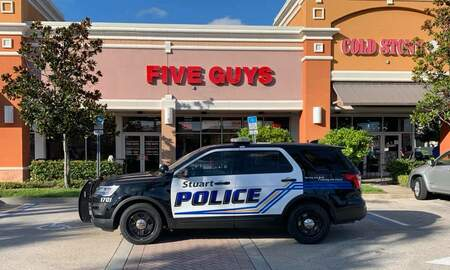 National News - Five Guys Fistfight Ends With Arrests of Five Guys