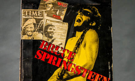 Rock News - Bruce Springsteen Hometown Exhibit Opens In NJ This Fall