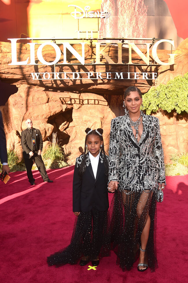 "The World Premiere Of Disney's ""THE LION KING""-Getty Images"