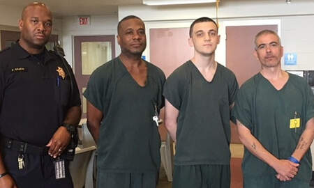 National News - Georgia Inmates Save Man Who Was Trying To Commit Suicide
