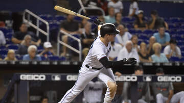 Greek - Marlins Win Series against the Padres with Brian Anderson's Walk-Off Hit
