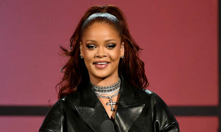 Trending - Rihanna Nabs Pharrell, DJ Khaled & Seth Meyers For Diamond Ball