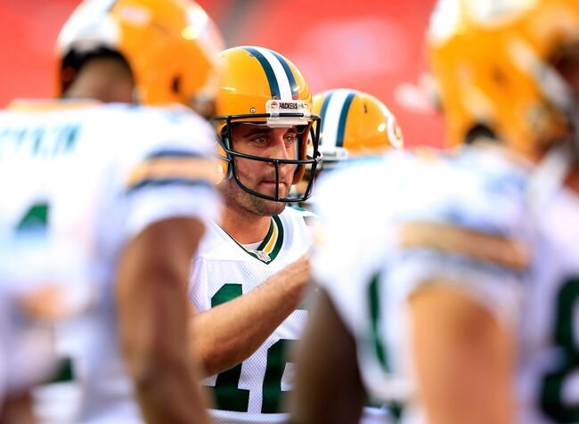 Matt LaFleur's offense 'exciting' for Aaron Rodgers