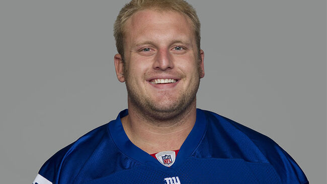 New York Giants 2011 Headshots
