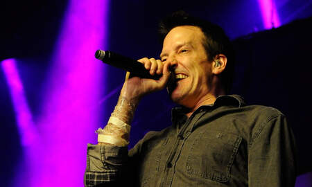 Rock News - Filter's Richard Patrick Scraps Reunion Album With Band Co-Founder