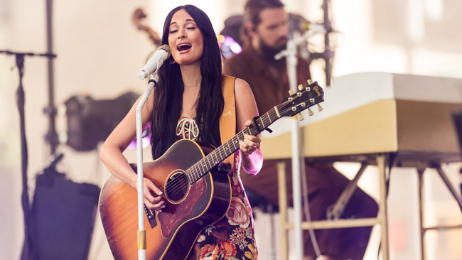 Kacey Musgraves Performs On 'Today' Show, Adds New Tour Dates