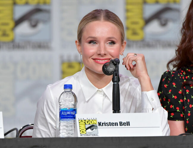 "Kristen Bell - 2019 Comic-Con International - World Premiere: Hulu's ""Veronica Mars"" Revival"