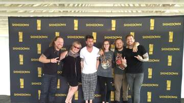 Photos - Shinedown Meet and Greet