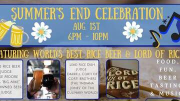 The Afternoon News with Kitty O'Neal - Friday Food: Summer's End Celebration:  50 Craft Beers and Great Food