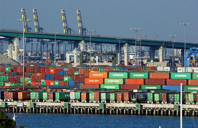 Labor Dispute Closes West Coast Ports