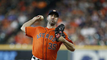 Houston Sports News - Verlander Fans 12, Astros Use Long Ball to Beat Rangers 4-3