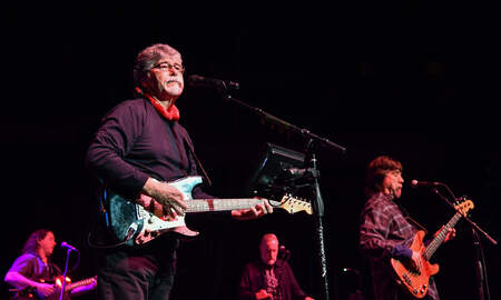 Music News - Alabama Forced To Cancel Two Shows Due To Randy Owen's Health Status
