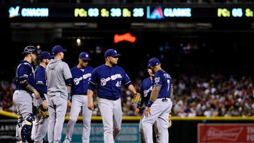 Brewers - Chacín shelled in Brewers' loss to Diamondbacks 10-7 Friday
