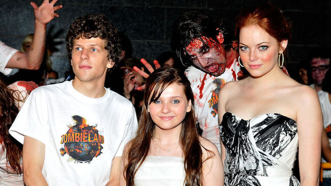 42nd Sitges Film Festival: 'Zombieland' Premiere