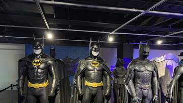 Monsters - The Batman Experience at 2019 Comic Con