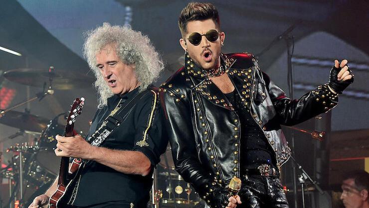 Queen + Adam Lambert At The Forum