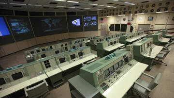 Frank Bell - Mission Control At Johnson Space Center Restored to 1969 Condition