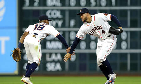 Houston Sports News - Astros Clinch Silver Boot Series With 6-1 Win Over Arlington