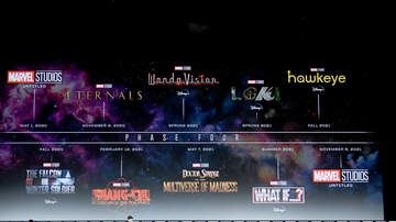 Entertainment News - Marvel Studios Announces Five New Disney+ Series: Hawkeye, Loki And More!
