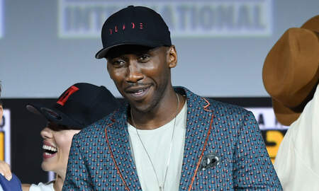 Entertainment News - Mahershala Ali Will Be The Next 'Blade' In Marvel's New Reboot