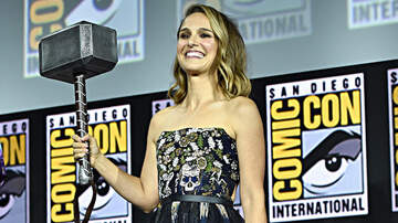 iHeartRadio Music News - Natalie Portman Announced To Play Marvel's First-Ever Female Thor
